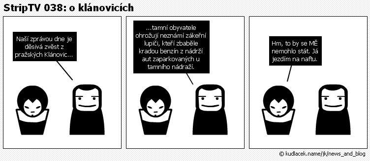 strip tv